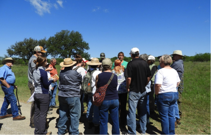 2018 Training Class Butterfly Exercise, Freeman Ranch-San Marcos