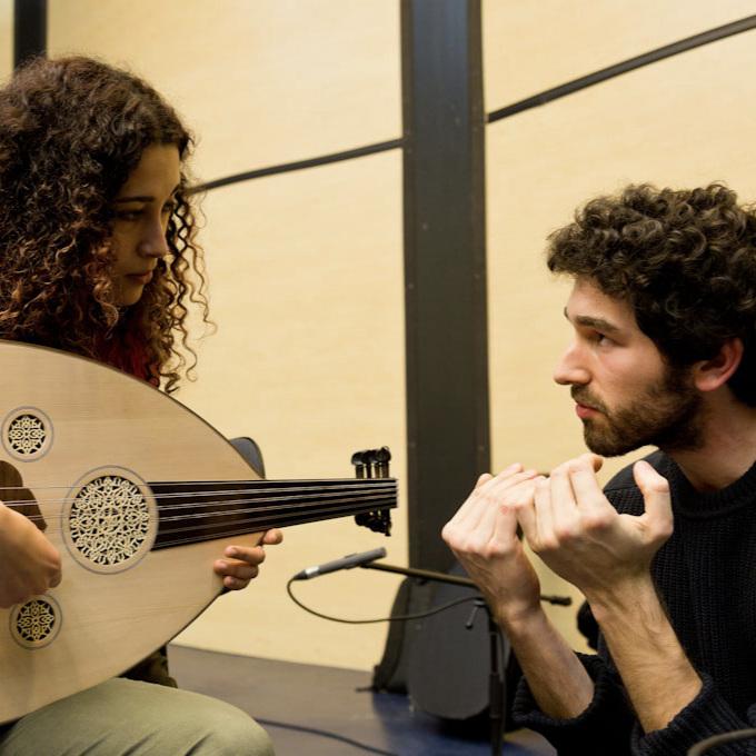 ensemble musikfabrik -  tongue of the invisible