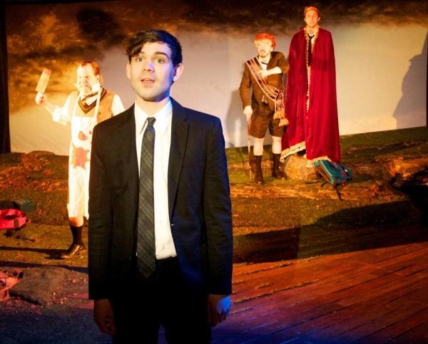 Our Bad Magnet, Mary-Arrchie Theatre