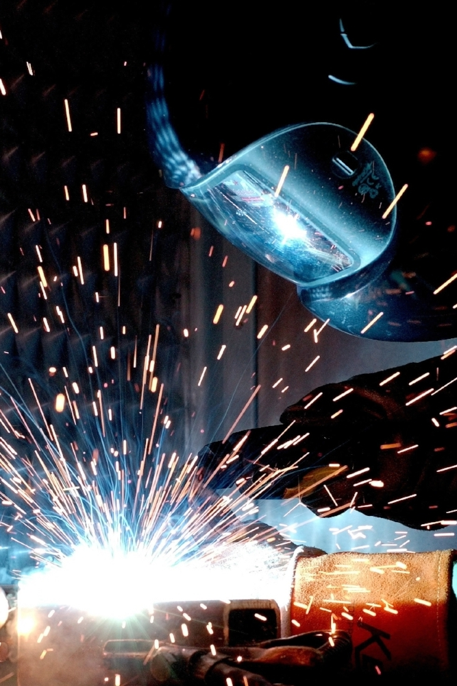 Welding - Our certified welders are capable of steel, stainless steel and aluminum welding.
