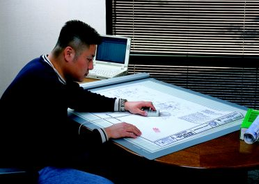 DIGITIZER - Learn how to trace blueprints in Premium Flooring Estimator 2040 with Digitizer