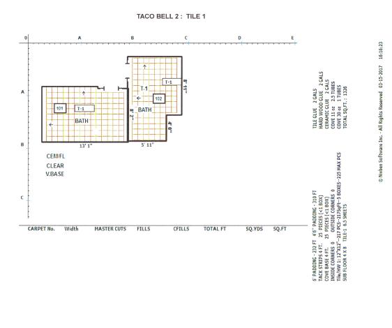 Taco Bell: Tile 1