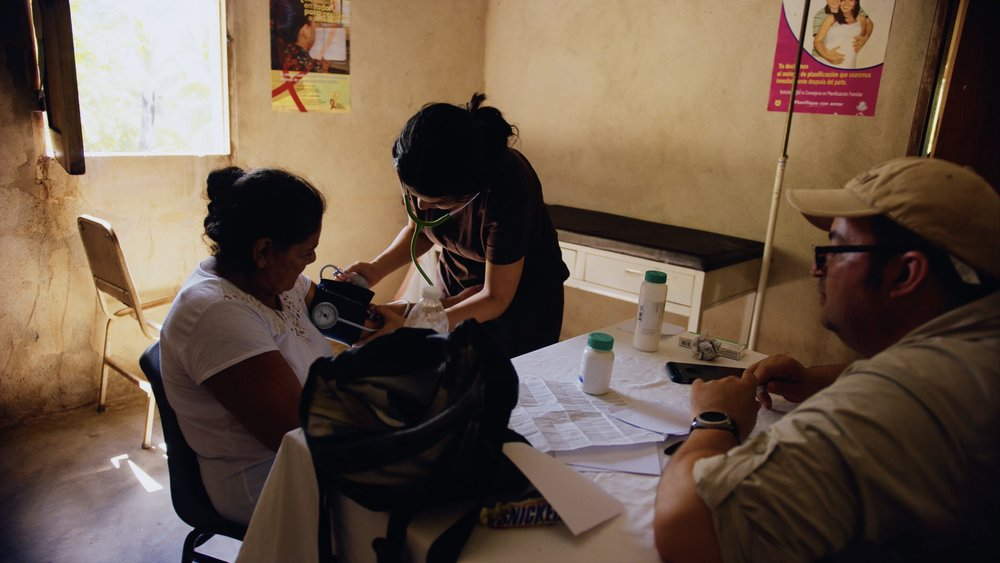 Medical Clinic in Patuca
