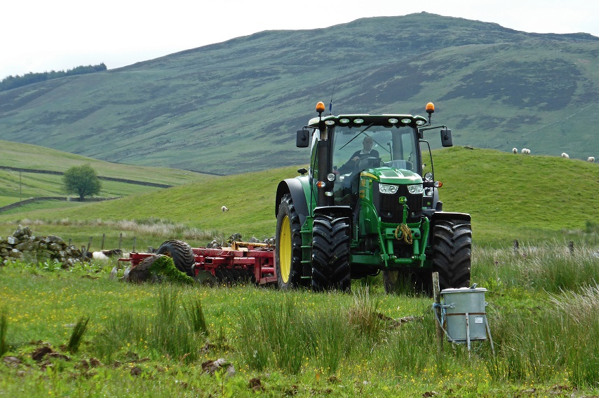 Farmers can play a major role in conservation