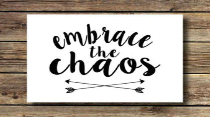 Embrace The Choas