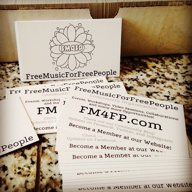New cards are in!! #FM4FP