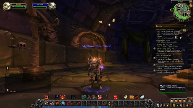 63e7c17d9ab9f5 How I Build My UI in World of Warcraft — Rambling About Games