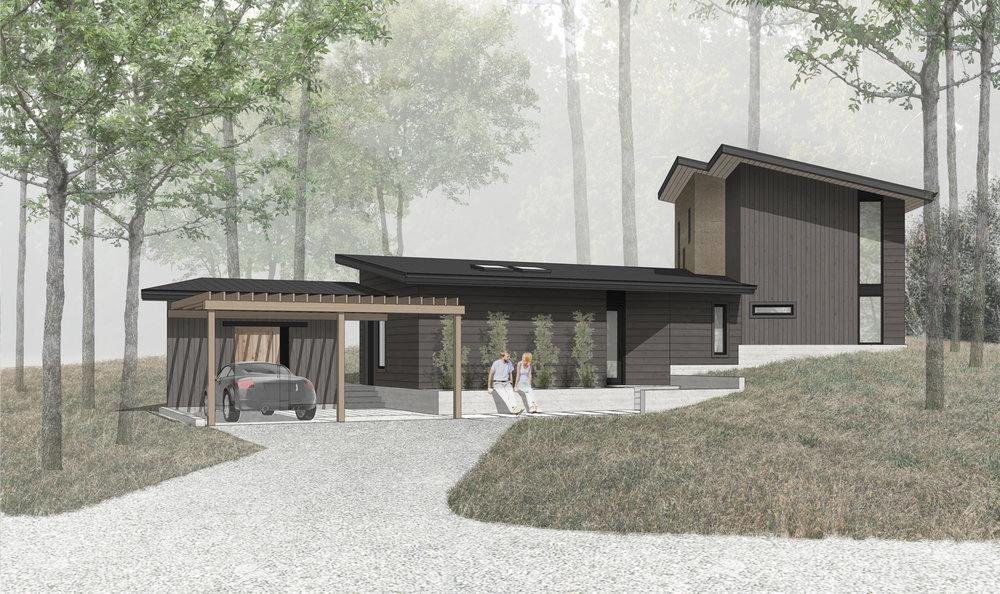 """Variform Custom """"Eco-Home""""  (Concept)"""