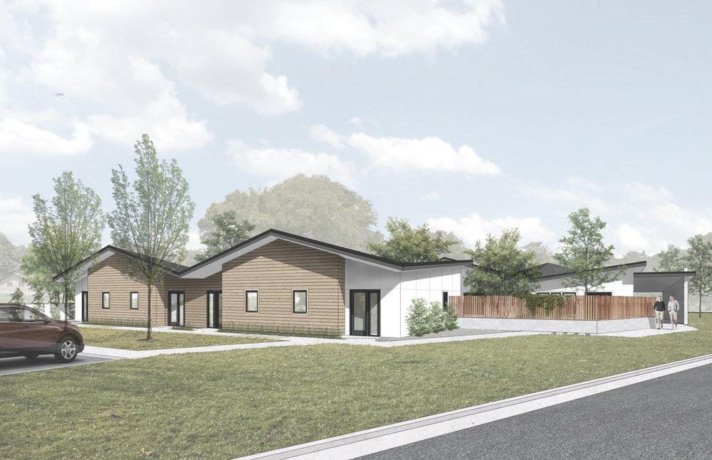 Eastowne Courtyard  (In Planning)