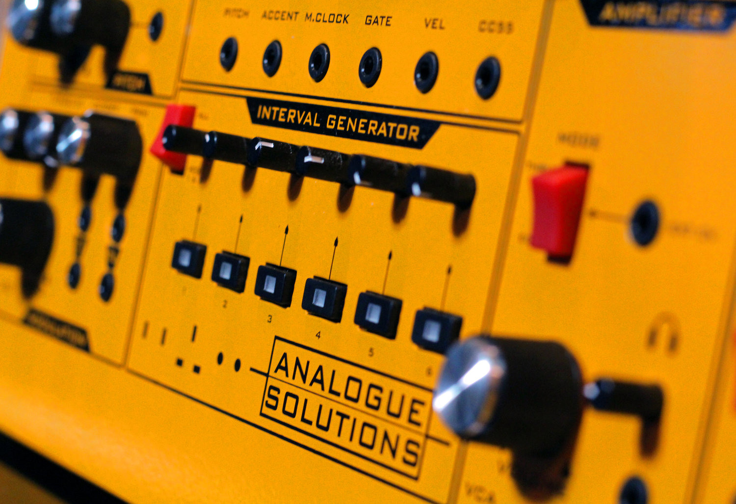 Fusebox Analogue Solutions Instrument Panel Fuse Box