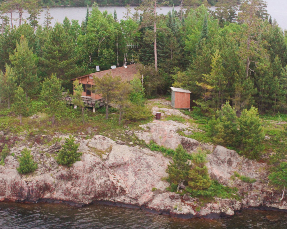 DRYBERRY CABIN -