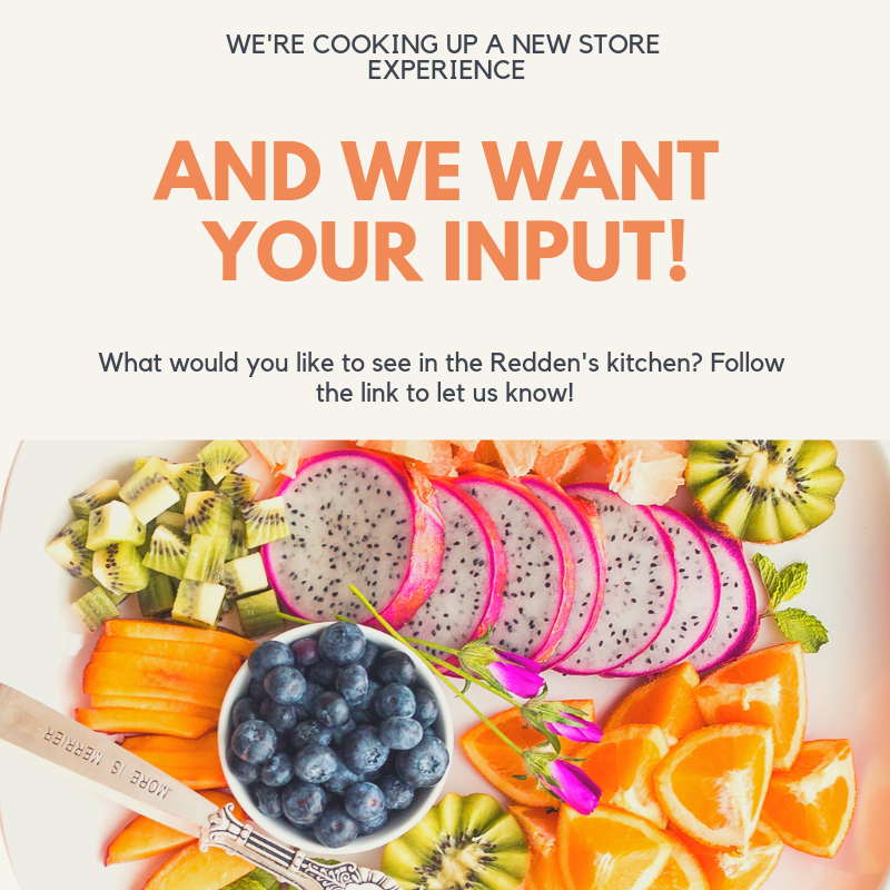 New Store - Food Survey