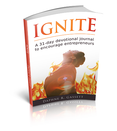 Ignite-devotional-journal-Daphne Renee-Business-Consulting