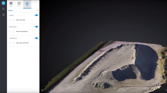 With a 3D model, you can zoom in, rotate and analyze your data from entirely new dimensions.