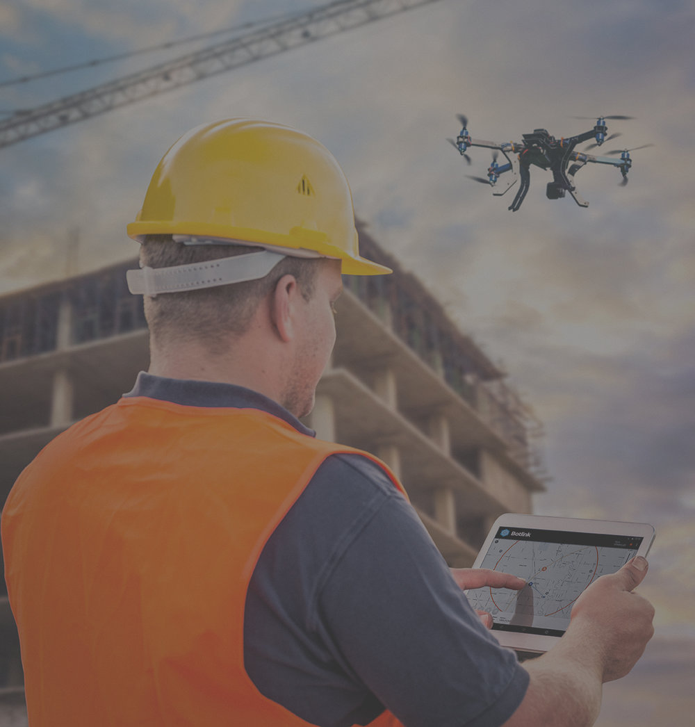Drones - can hover over and inspect areas that are too dangerous for workers, and they also deliver valuable insight into the way your operation is running.