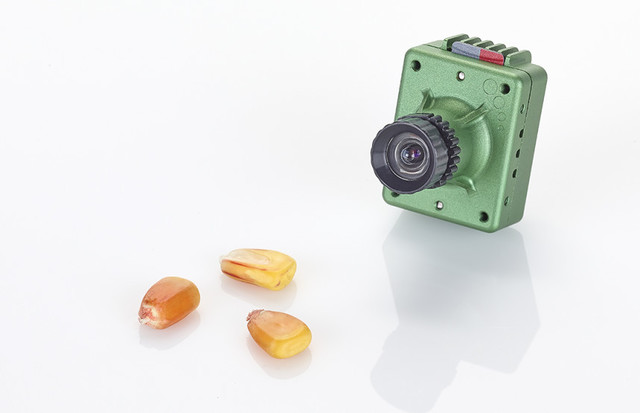 This compact, high-precision sensor from Sentera captures NIR for NDVI processing.