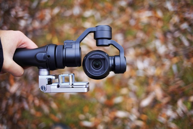 A gimbal. Photo via Frank Zhang at Unsplash.