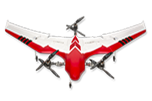 BirdsEyeView FireFly 6 Pro - Max. Flight time (minutes): 50 minutesMax. Speed (mph): 35 mphWeight With Battery, Prop, and Payload(lbs): 8 - 9 lbsBattery Type and Capacity (mAh):LiPo, 5200Swappable Camera: YesSupported Cameras/Sensors: Sony a6000, Sony a7R, Sony RX1R II, MicaSense Rededge, Parrot Sequoia, Gimbaled GoPro Hero4, Gimbaled FLIR Vue Pro, Gimbaled FLIR Vue Pro R