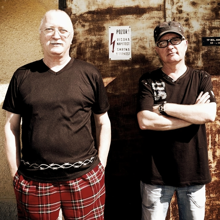 rock the pop:tulio furlanič&marino legovič -