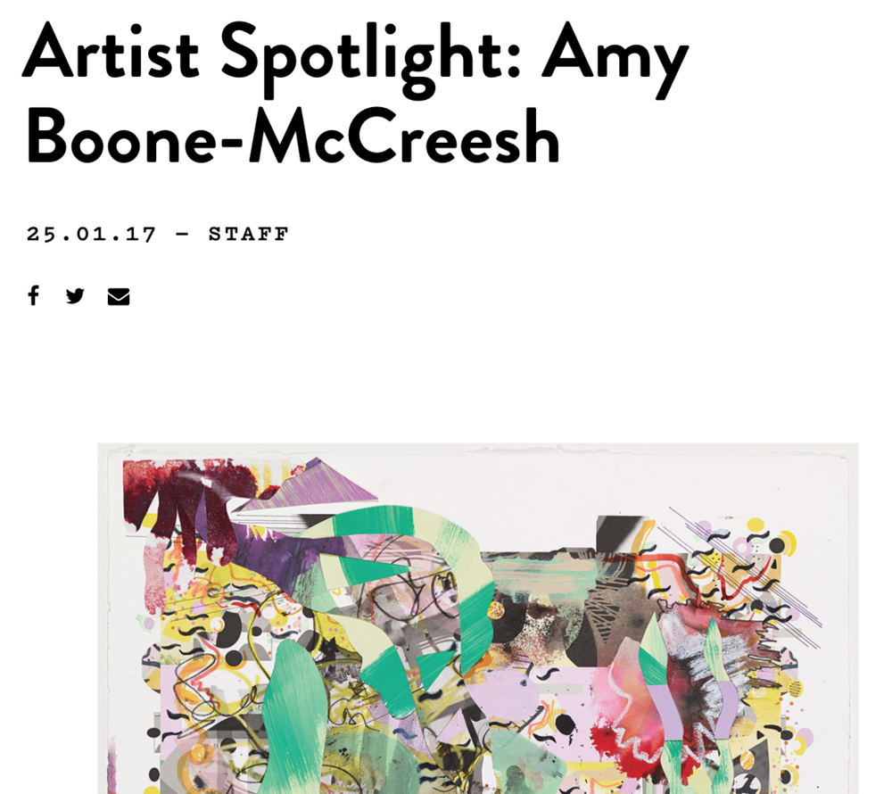 Artist Feature on Boooooom -