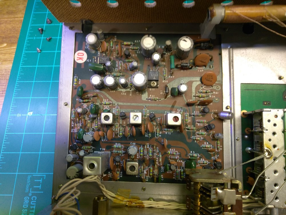 Circuit Boards Clean.. -