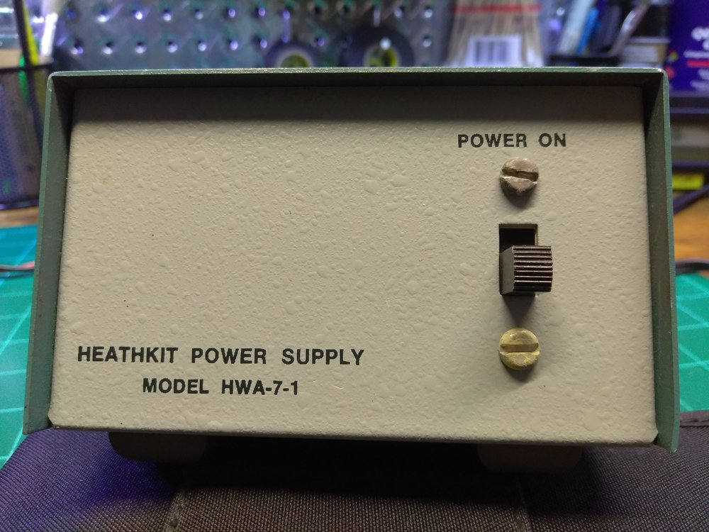 Includes Power Supply