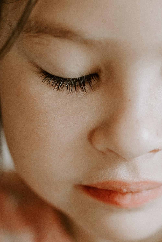 Her Summer Freckles