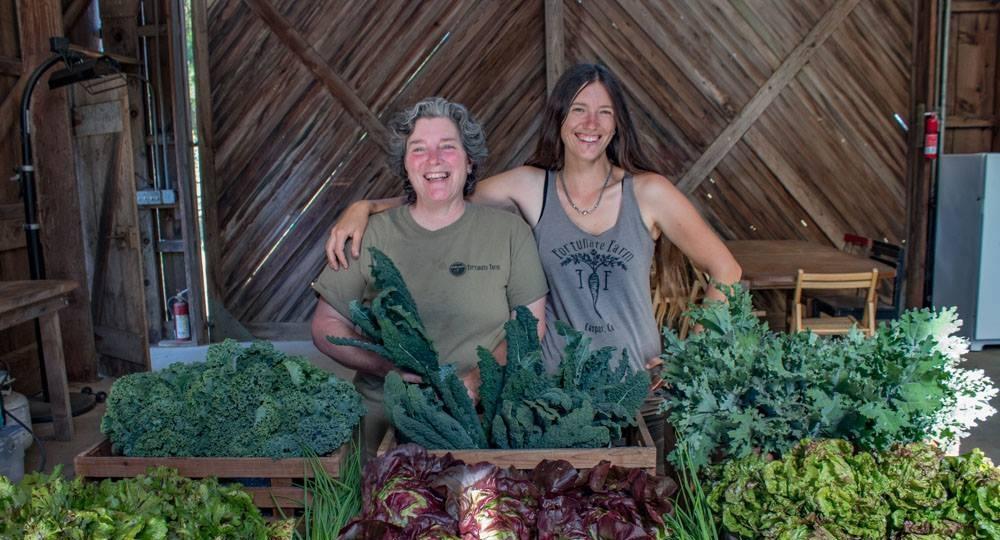 Gowan and her mom Ellen.