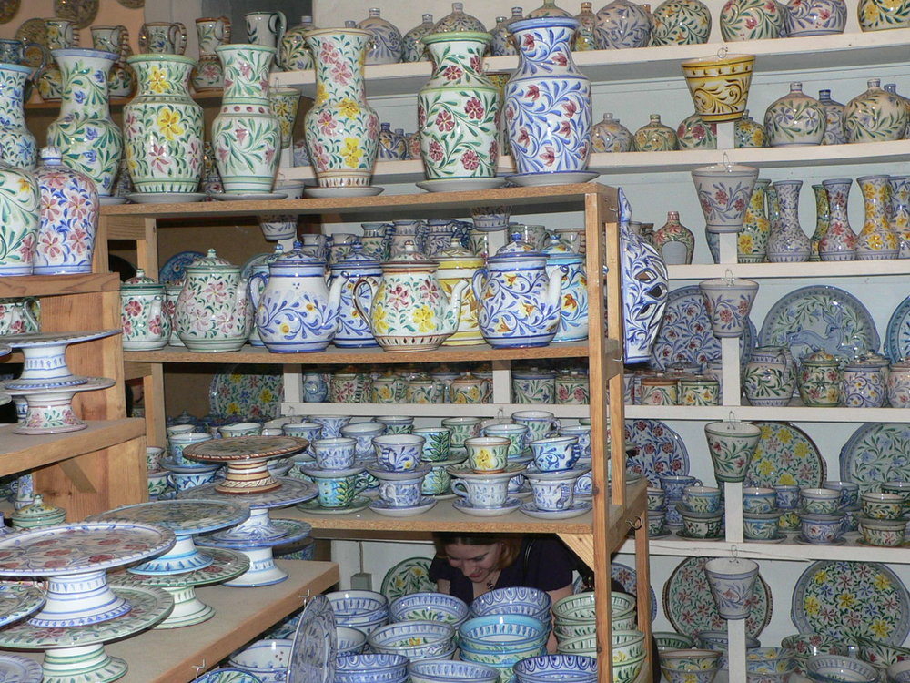 Porches Pottery -