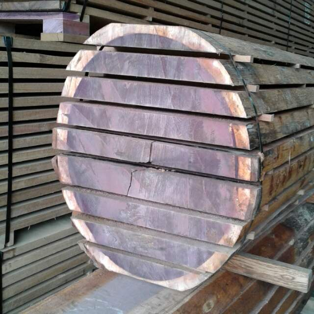 Purple Heart Log