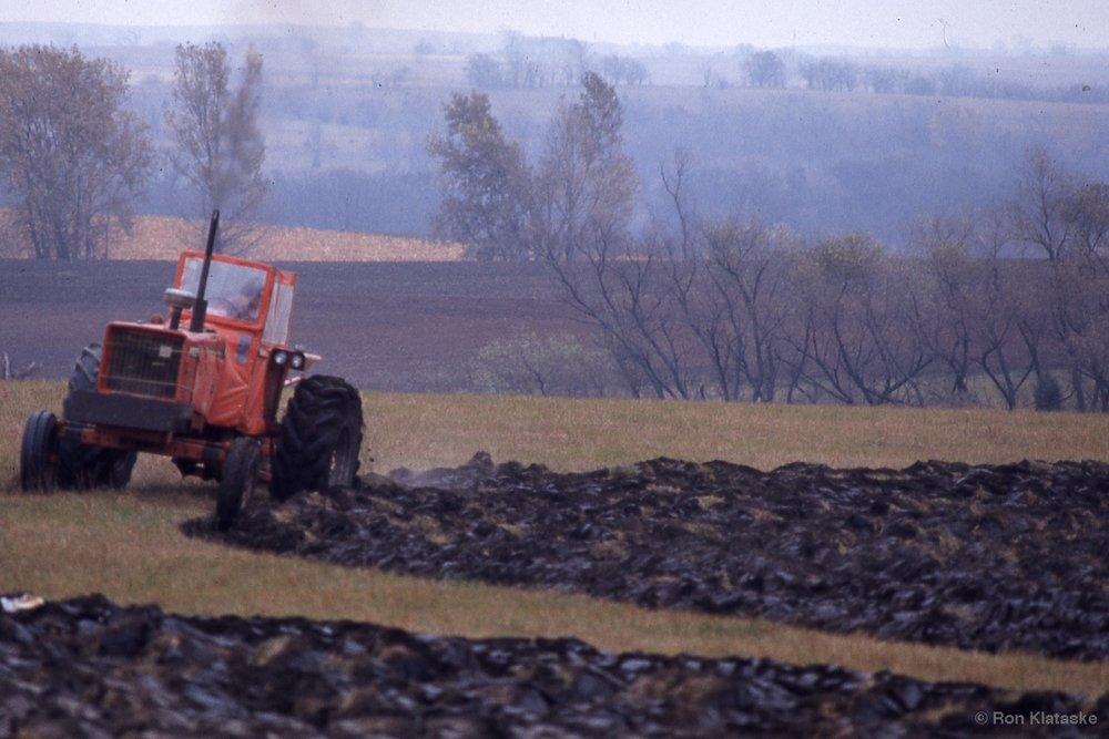 Plowing of Prairie © Ron Klataske.jpg