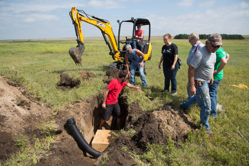Prairie dog release excavating Aug 2018 4 © Ron Klataske.jpg