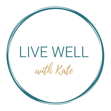 Credentials — Live Well with Kate