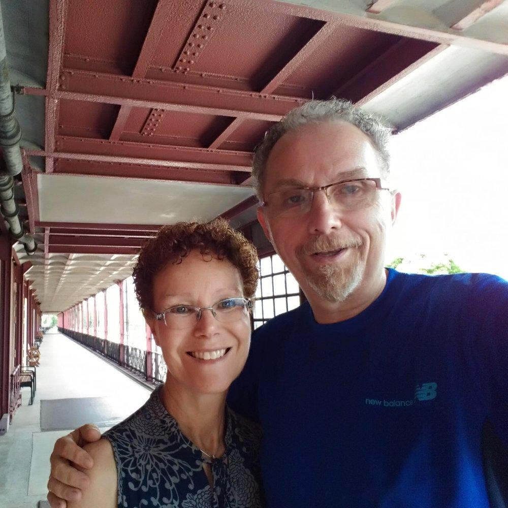 Doug & Carol Woon   Asian Spice