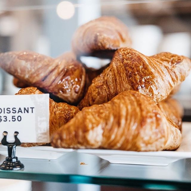 Our croissants are flakey, buttery, and are available daily! Shot by @nickcruze 👊🏼