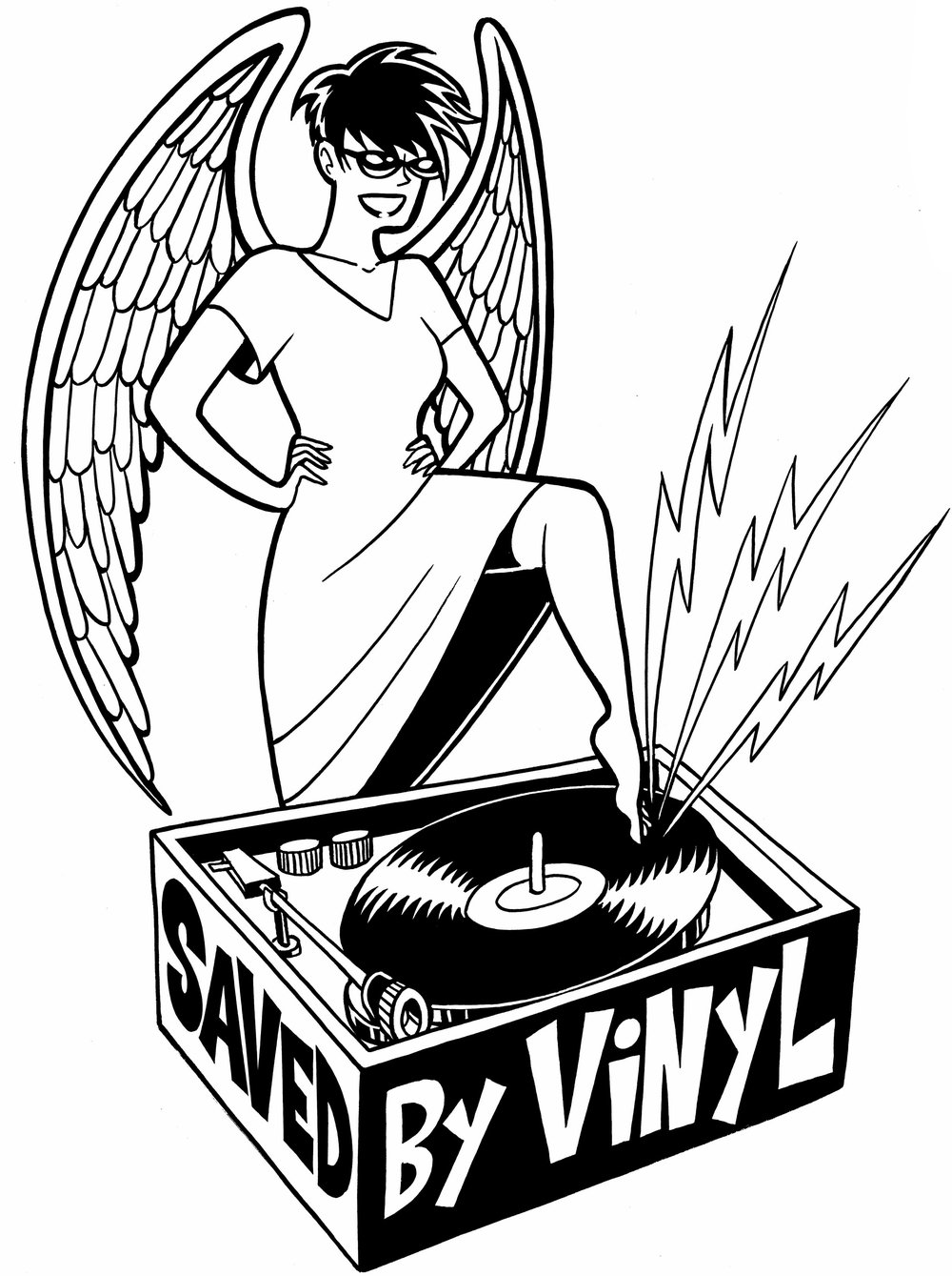 Saved by Vinyl