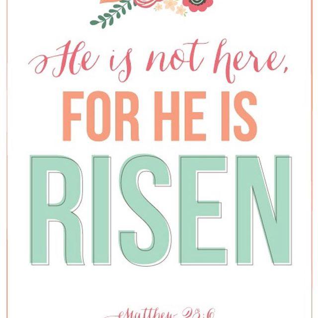 Happy Easter! Xoxo