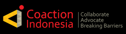 Coaction Indonesia    Coaction Indonesia is a think tank that specializes in moving forward the sustainable development agenda and implementation across the Indonesia archipelago. We collaborate with policy makers, public sector leaders, businesses, community members, and youth movers to deliver comprehensive solutions - advocating for maximum impact, and breaking barriers with cutting edge know-how and innovation.