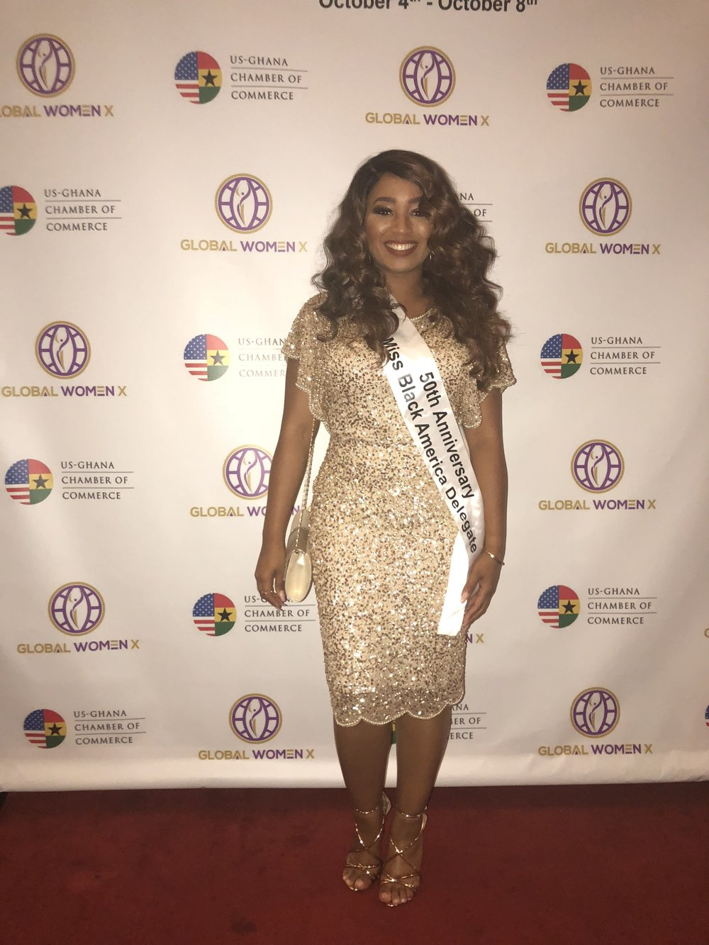 Miss Black America, Bahamas '18 -