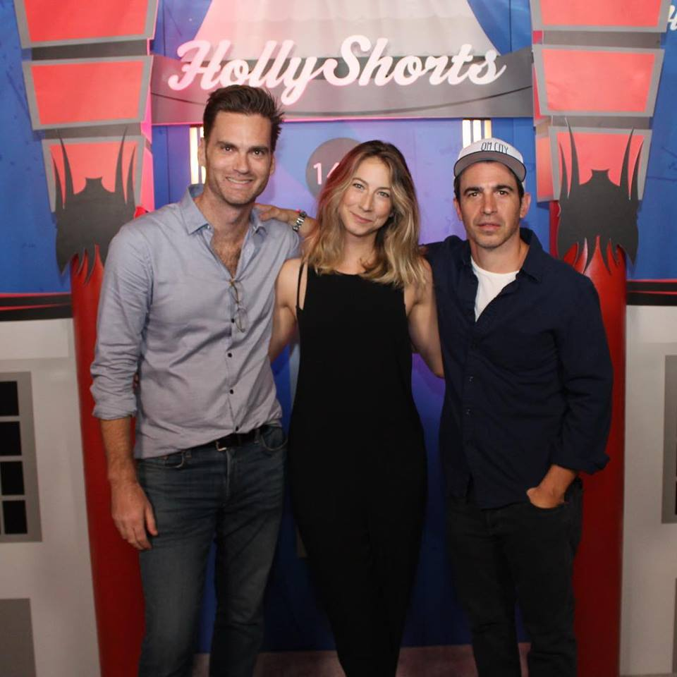 OM CITY Ep. 3 featuring Jessie Barr & Chris Messina, screensat the HollyShorts Film Festival - OM CITY eps 3 screened at TCL's Chinese Theater in Hollywood as part of the 2018 Oscar Qualifying HollyShorts Film Festival.