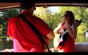 Concert on Kahshe Lake
