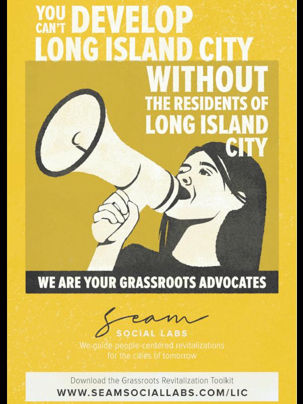 Seam-Social-for-LIC-Poster
