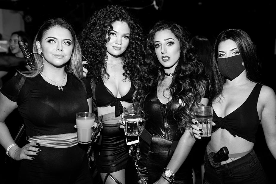 MXDE LONDON - HALLOWEEN PARTY - Miranda, Ace Hotel, London (26.10.18)