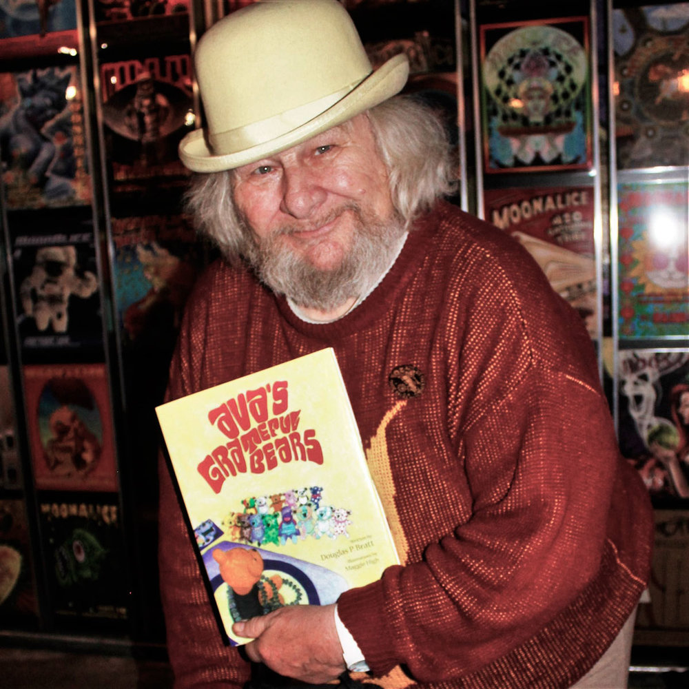 """Wavy Gravy - """"This heartwarming book will make every grandparent reevaluate their connection with their grandkids."""""""
