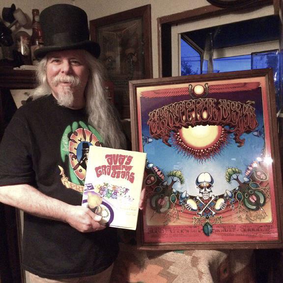 Rusty Goldman aka Professor Poster -