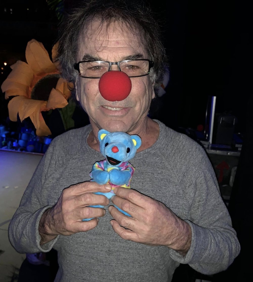 - Mickey Hart of The Grateful Dead Join the Sleuth today!