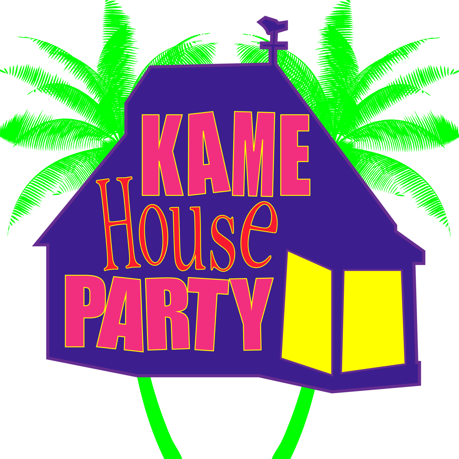 Kame House Party
