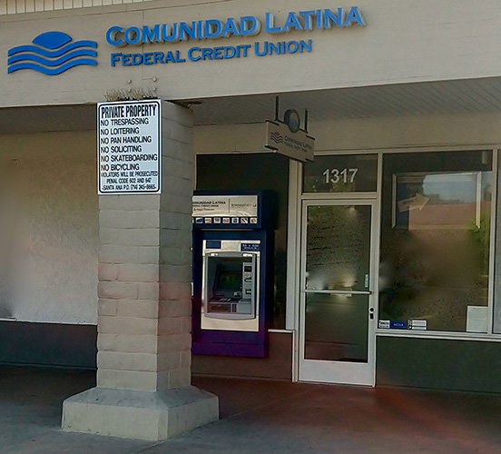 Comunidad Latina Federal Credit Union location