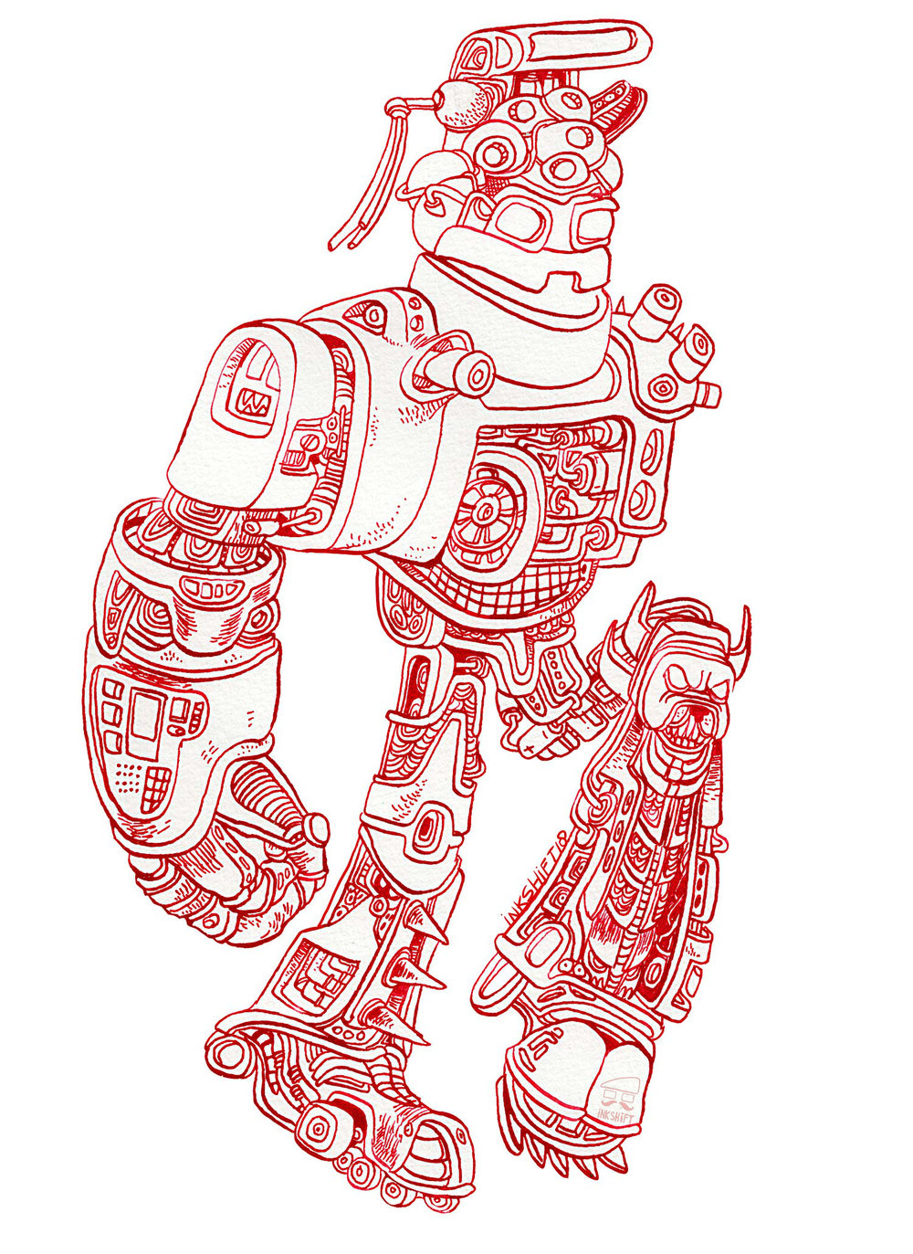 Red Robot Red Robot