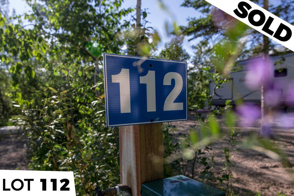 Grand Palms RV Resort - Lot #112